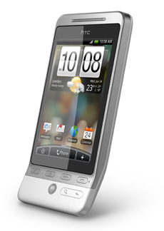 Smartphone HTC Hero